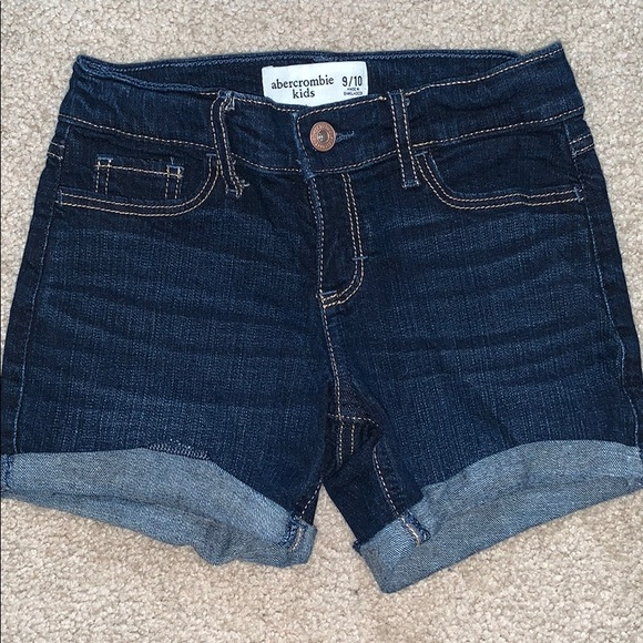 abercrombie kids Other - Girls denim shorts